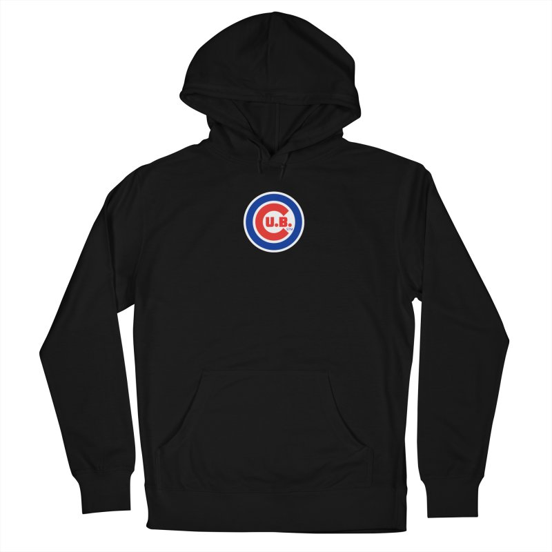 C.U.B.! Men's French Terry Pullover Hoody by True Crime Comedy Team Shop