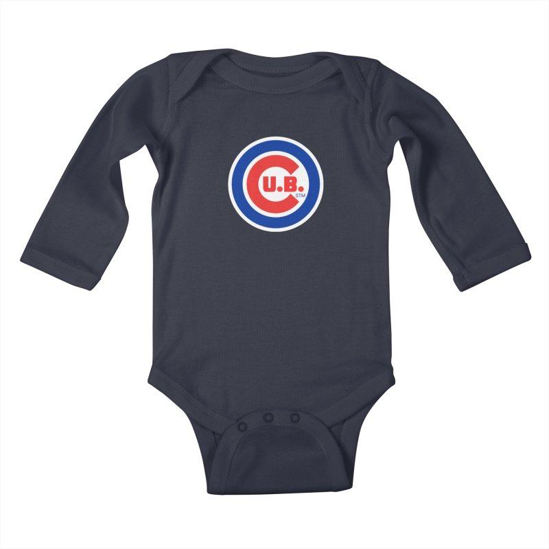 C.U.B.! Kids Baby Longsleeve Bodysuit by True Crime Comedy Team Shop