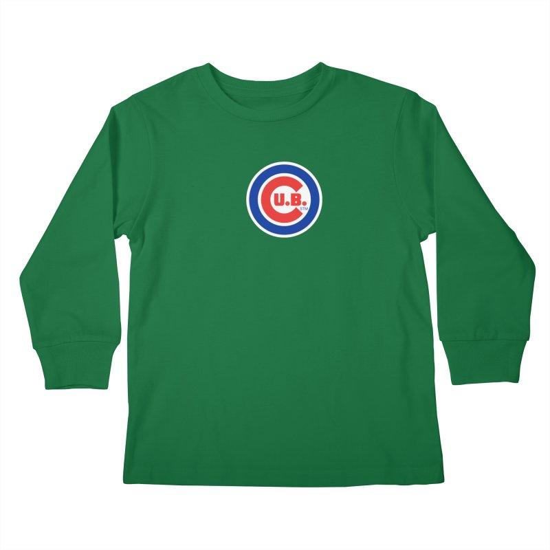 C.U.B.! Kids Longsleeve T-Shirt by True Crime Comedy Team Shop