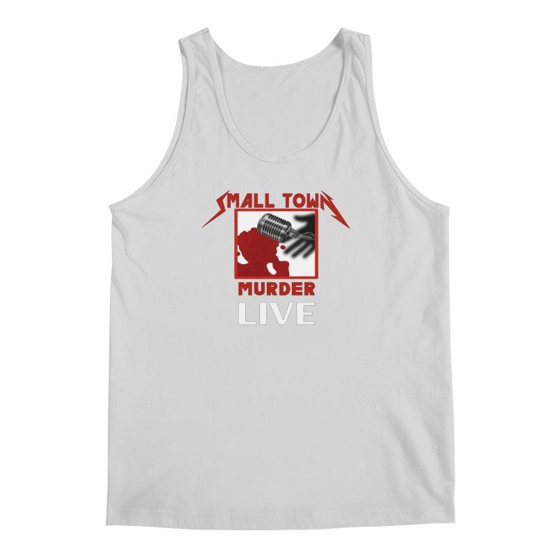 Small Town Murder Live - Metallica Men's Regular Tank by True Crime Comedy Team Shop