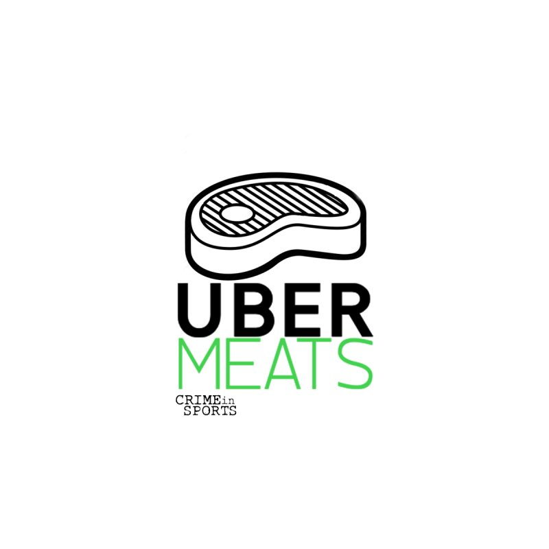 uber meats by True Crime Comedy Team Shop