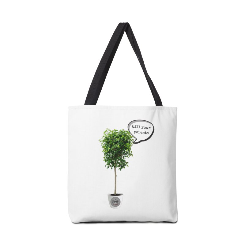 Murder Ficus Accessories Tote Bag Bag by True Crime Comedy Team Shop
