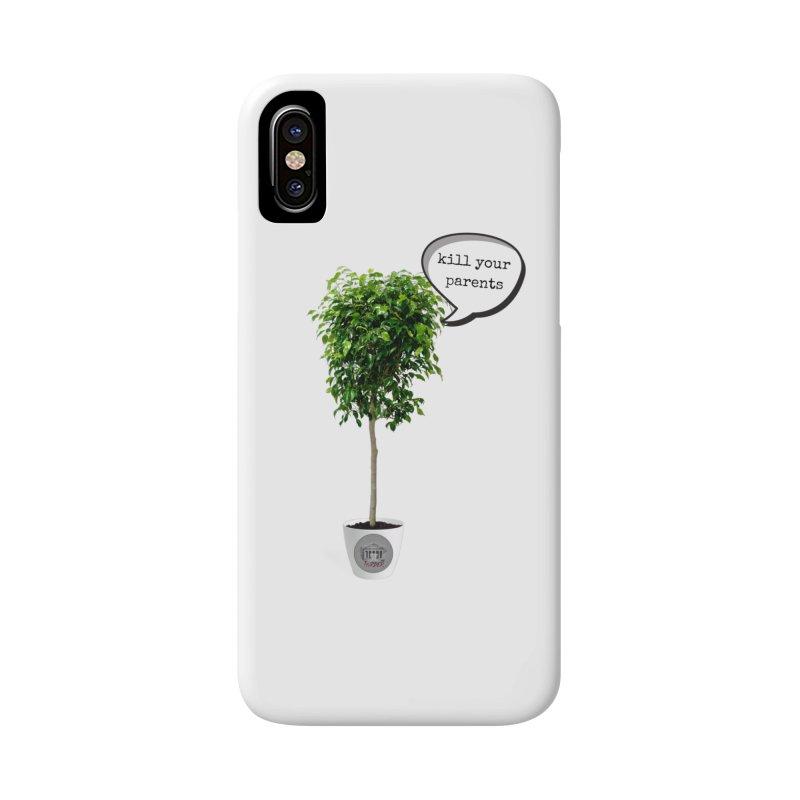 Murder Ficus Accessories Phone Case by True Crime Comedy Team Shop
