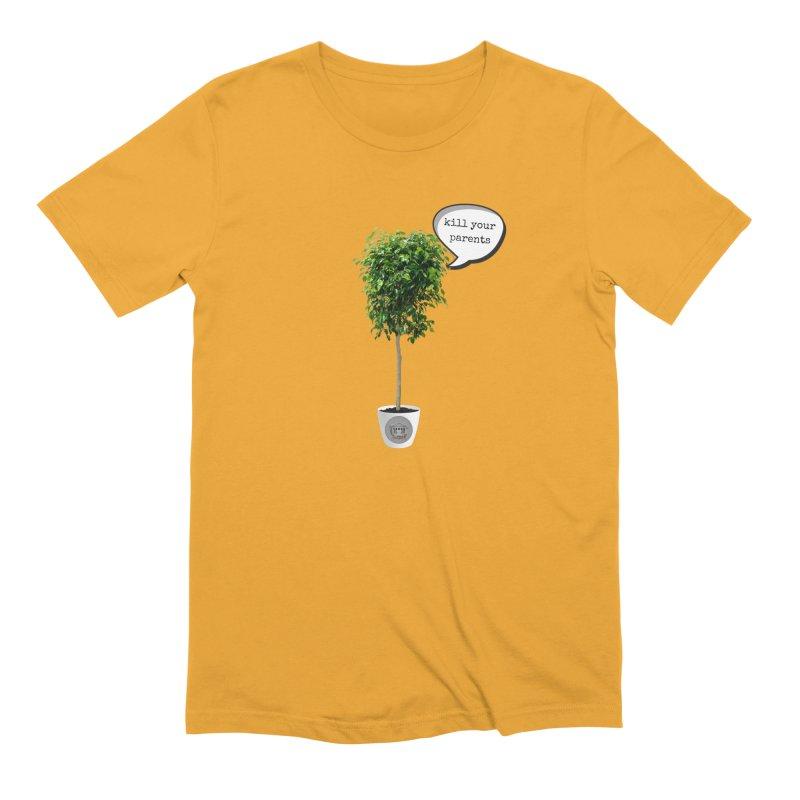 Murder Ficus Men's Extra Soft T-Shirt by True Crime Comedy Team Shop
