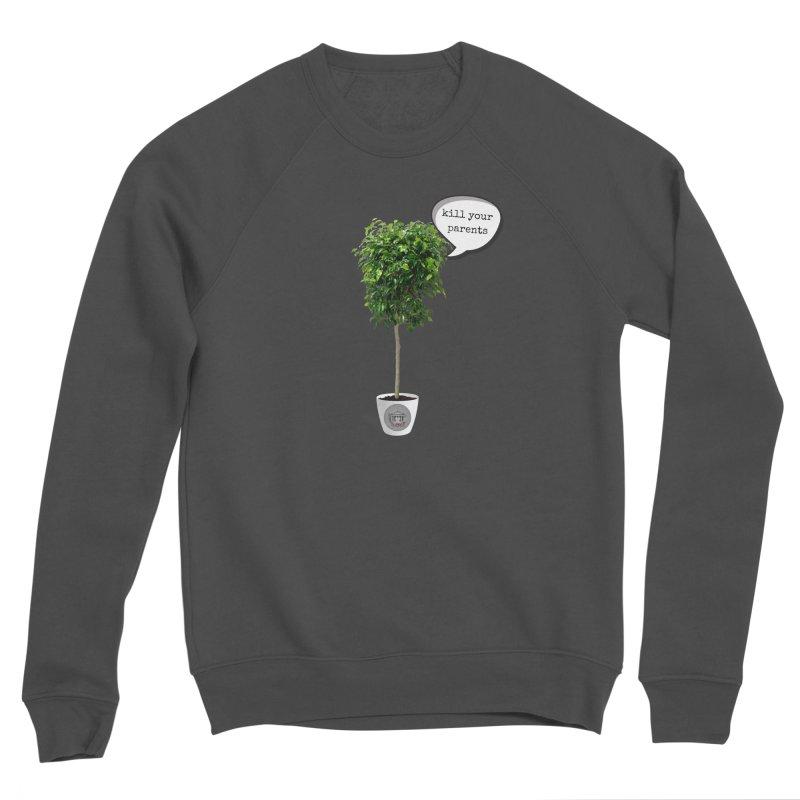 Murder Ficus Women's Sponge Fleece Sweatshirt by True Crime Comedy Team Shop