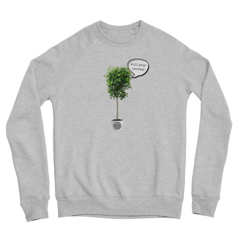 Murder Ficus Men's Sponge Fleece Sweatshirt by True Crime Comedy Team Shop