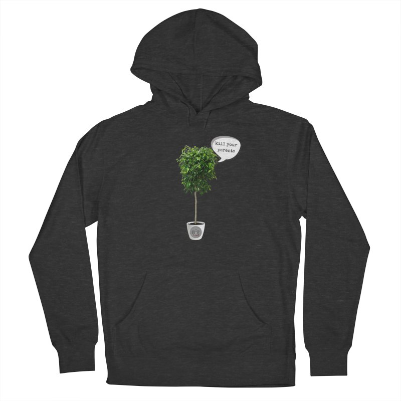 Murder Ficus Men's French Terry Pullover Hoody by True Crime Comedy Team Shop