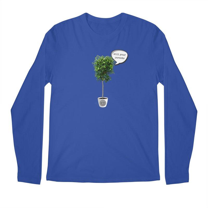 Murder Ficus Men's Regular Longsleeve T-Shirt by True Crime Comedy Team Shop