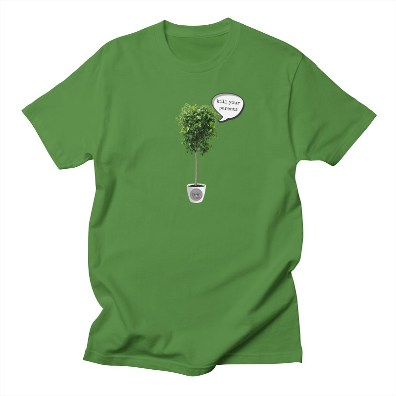 Murder Ficus Women's Regular Unisex T-Shirt by True Crime Comedy Team Shop