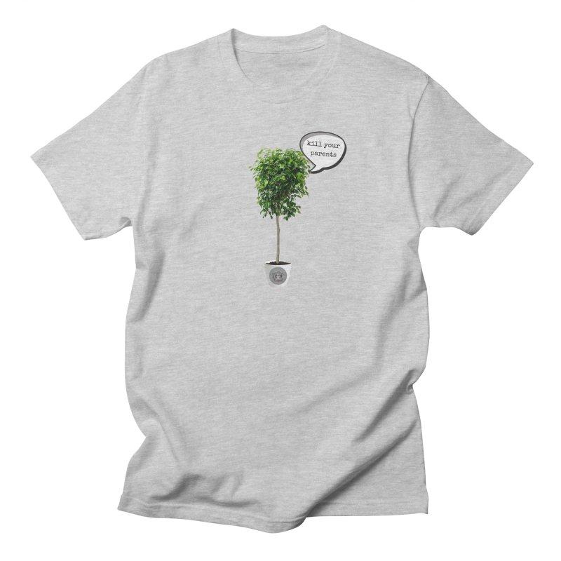 Murder Ficus Men's Regular T-Shirt by True Crime Comedy Team Shop