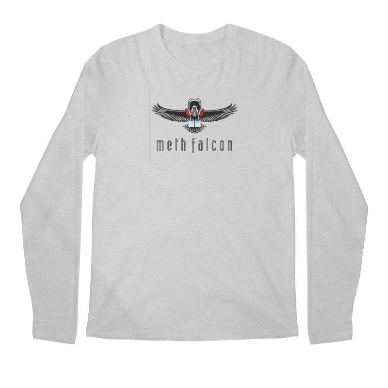 meth falcon Men's Regular Longsleeve T-Shirt by True Crime Comedy Team Shop