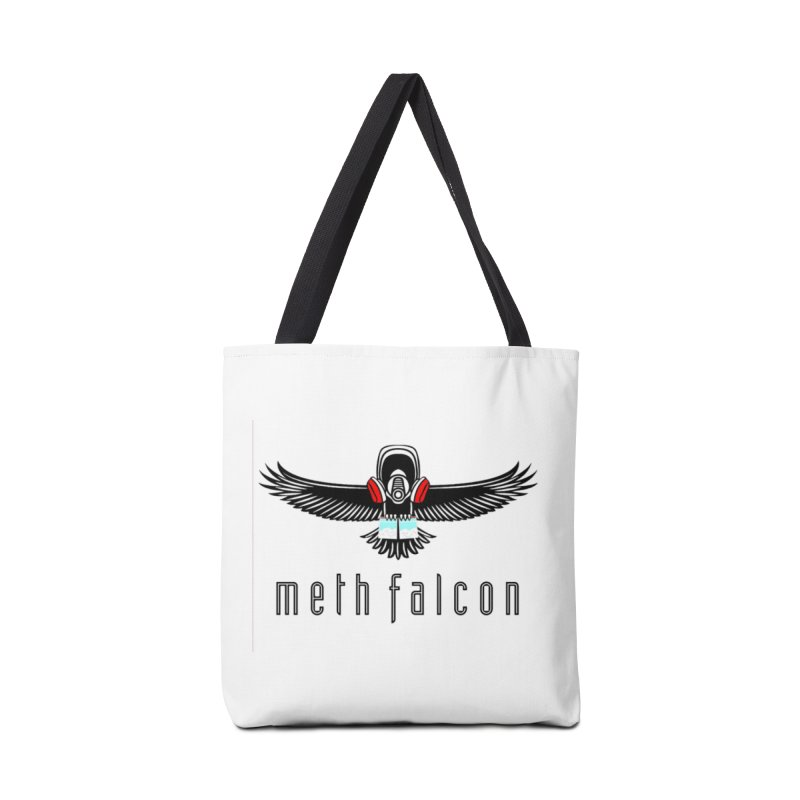 meth falcon Accessories Tote Bag Bag by True Crime Comedy Team Shop