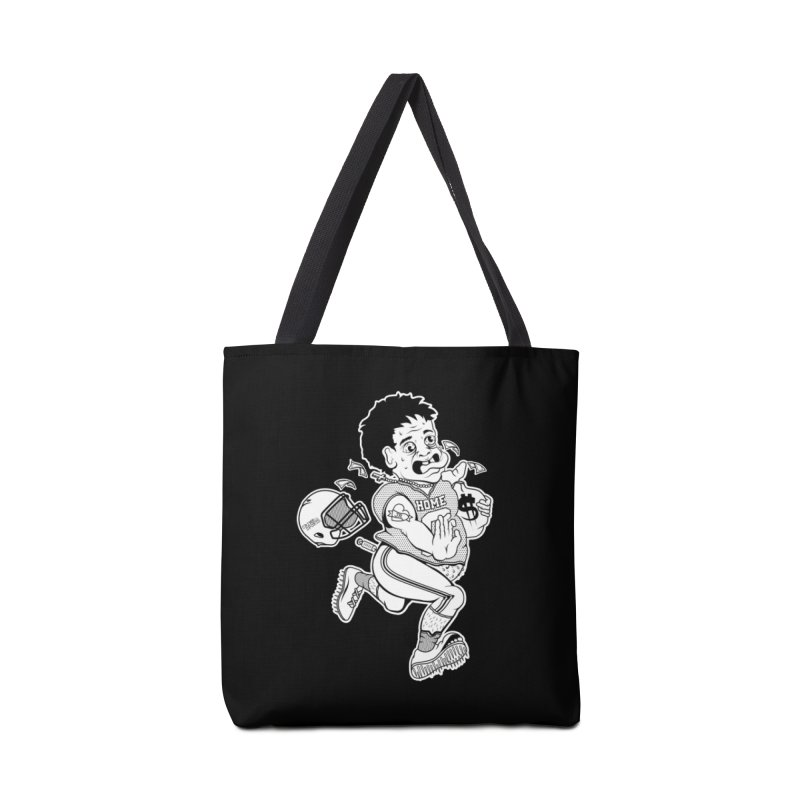 Crime in Sports Accessories Tote Bag Bag by True Crime Comedy Team Shop