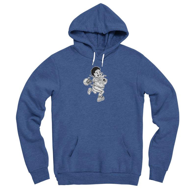 Crime in Sports Women's Sponge Fleece Pullover Hoody by True Crime Comedy Team Shop