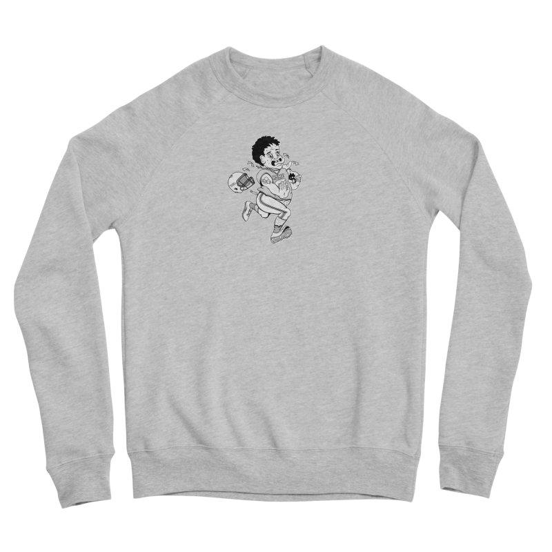 Crime in Sports Men's Sponge Fleece Sweatshirt by True Crime Comedy Team Shop