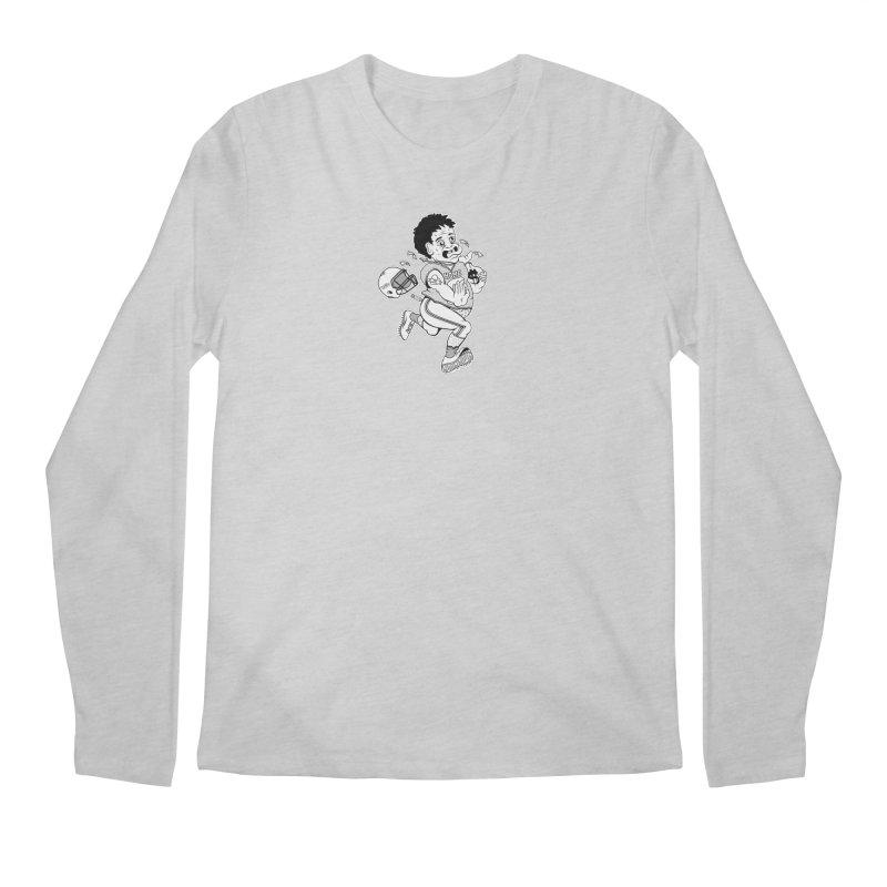 Crime in Sports Men's Regular Longsleeve T-Shirt by True Crime Comedy Team Shop
