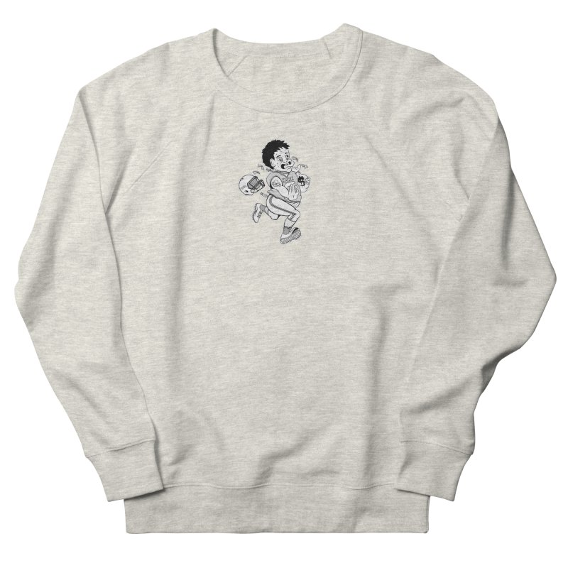 Crime in Sports Women's French Terry Sweatshirt by True Crime Comedy Team Shop