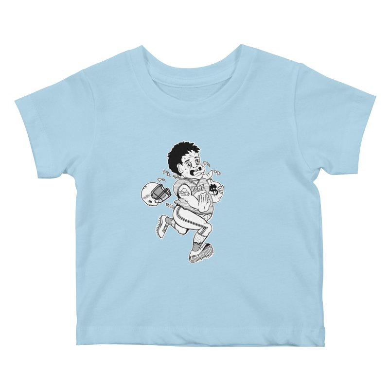 Crime in Sports Kids Baby T-Shirt by True Crime Comedy Team Shop