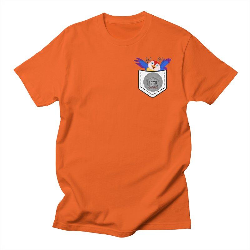 Pocket Robin Men's Regular T-Shirt by True Crime Comedy Team Shop