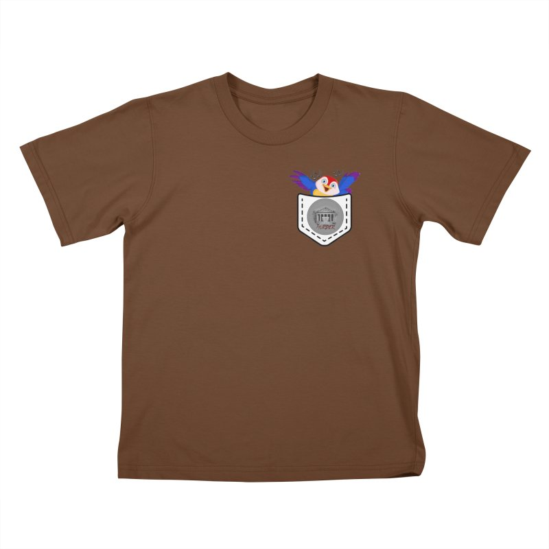 Pocket Robin Kids T-Shirt by True Crime Comedy Team Shop