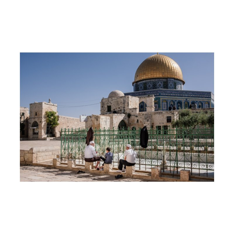 Dome of the Rock... by cristiangeelen's Artist Shop