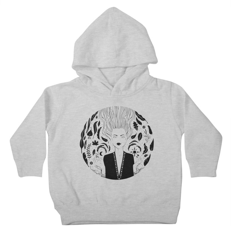 The Collector Kids Toddler Pullover Hoody by cristinastefan's Artist Shop