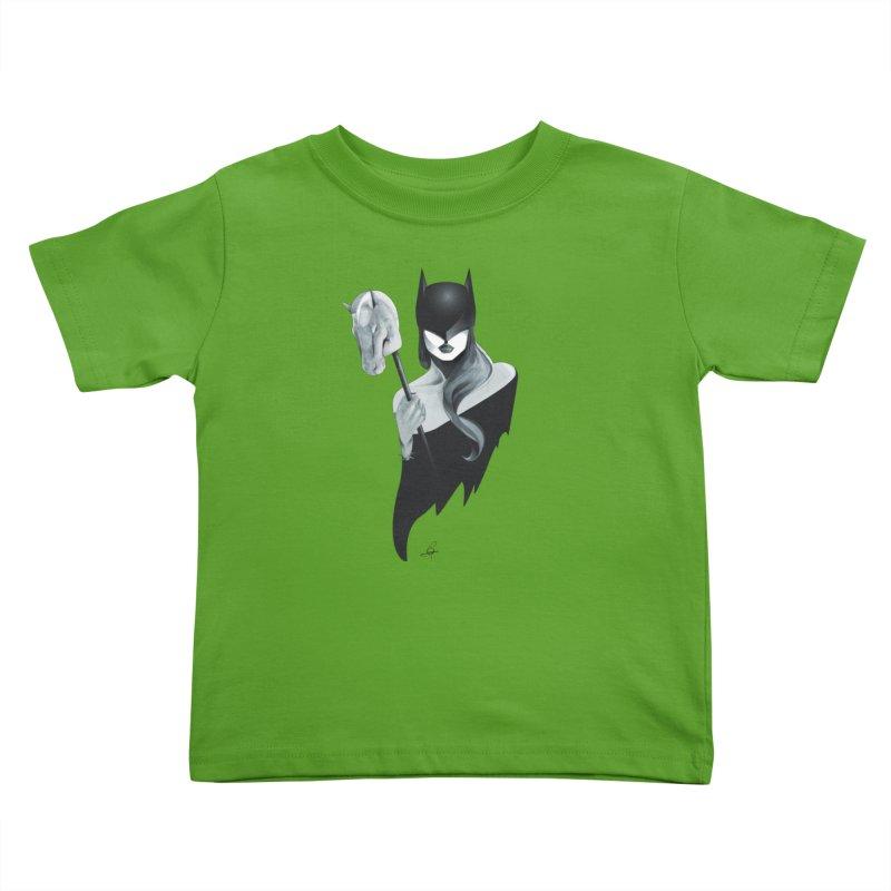 Masquerade 01 Kids Toddler T-Shirt by cristinastefan's Artist Shop