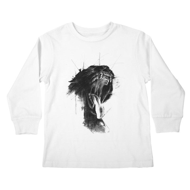 The Untamed Kids Longsleeve T-Shirt by cristinastefan's Artist Shop
