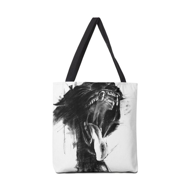 The Untamed Accessories Bag by cristinastefan's Artist Shop