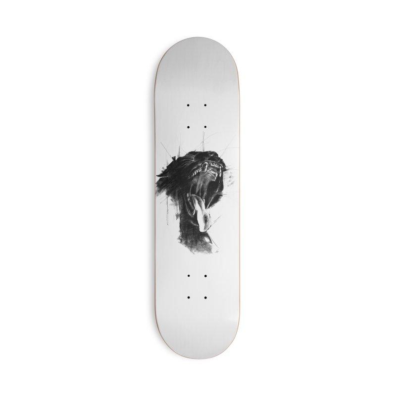 The Untamed Accessories Skateboard by cristinastefan's Artist Shop