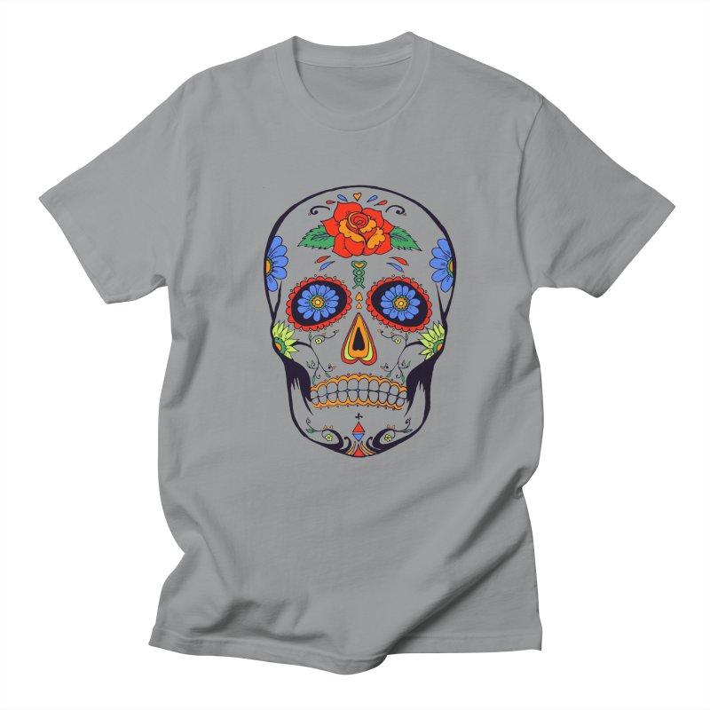 Sugar skull   by cristiscg's Artist Shop