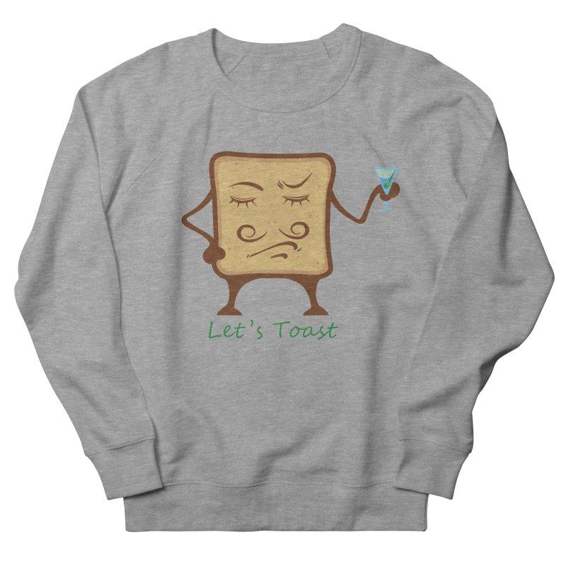 Toast Women's Sweatshirt by cristiscg's Artist Shop