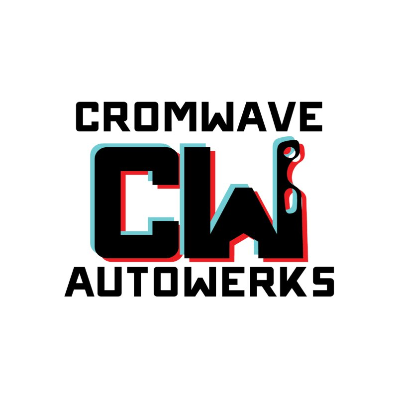 Cromwave 3D Shirt Women's Scoop Neck by Cromwave Autowerks