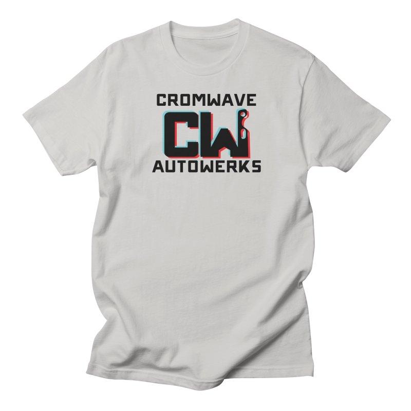 Cromwave 3D Shirt Men's T-Shirt by Cromwave Autowerks