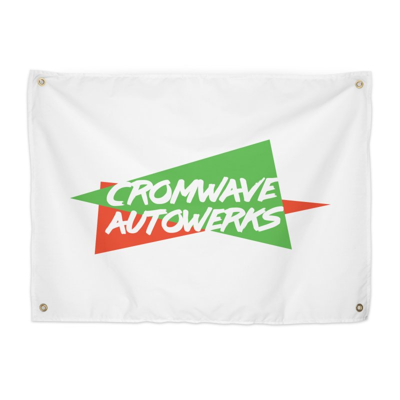 Cromwave Tapestry Home Tapestry by Cromwave Autowerks