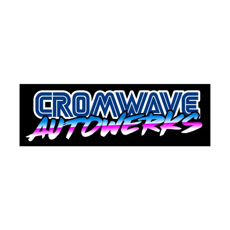 Cromwave Autowrite Men's T-Shirt by Cromwave Autowerks