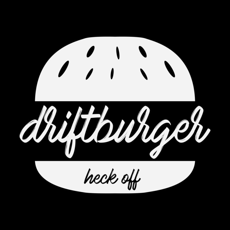 Driftburger Heck Men's V-Neck by Cromwave Autowerks