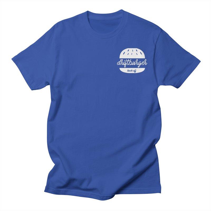 Driftburger Heck Men's T-Shirt by Cromwave Autowerks