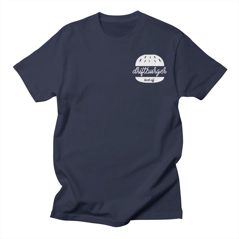 Driftburger Heck Men's T-Shirt by Cromwave Autowerks