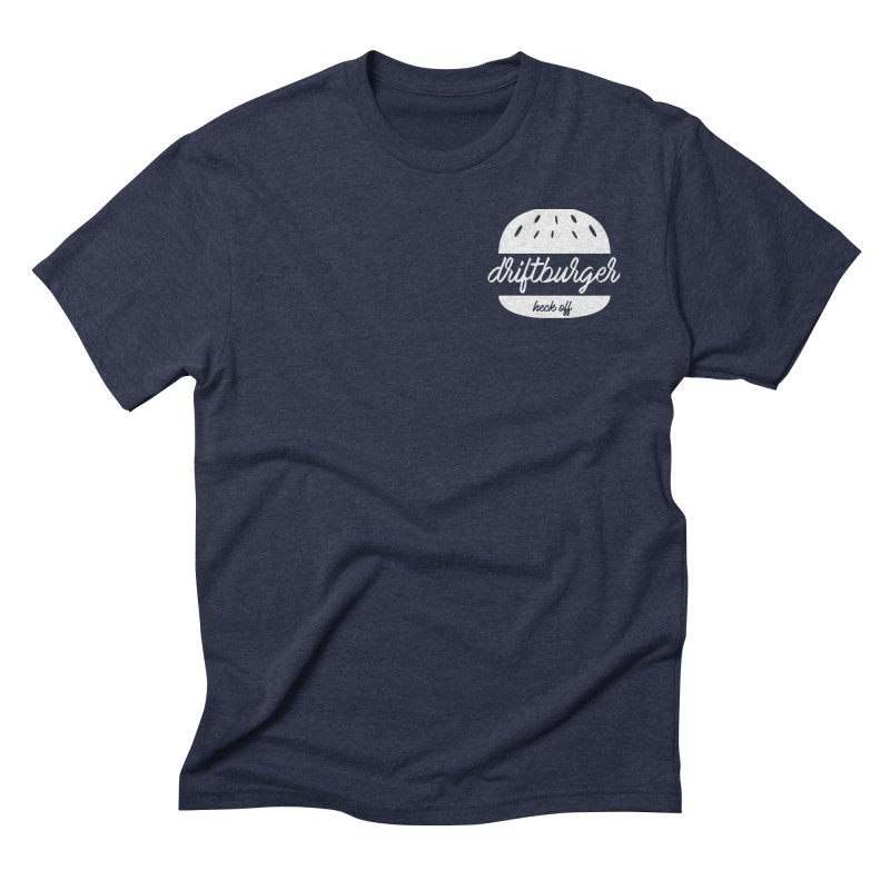 Driftburger Heck Men's Triblend T-Shirt by Cromwave Autowerks
