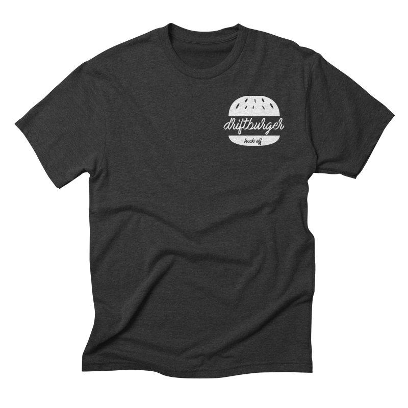 Driftburger Heck Men's Triblend T-Shirt by Cromwave Autowerks
