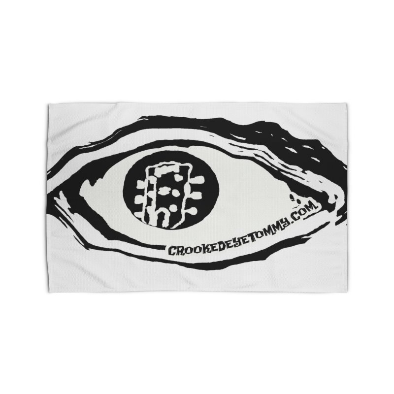The Eye Home Rug by Crooked Eye Swag Shop