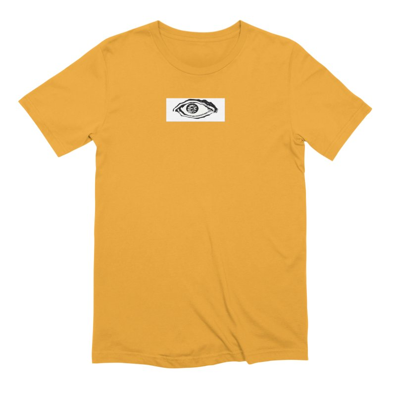 The Eye Men's Extra Soft T-Shirt by Crooked Eye Swag Shop