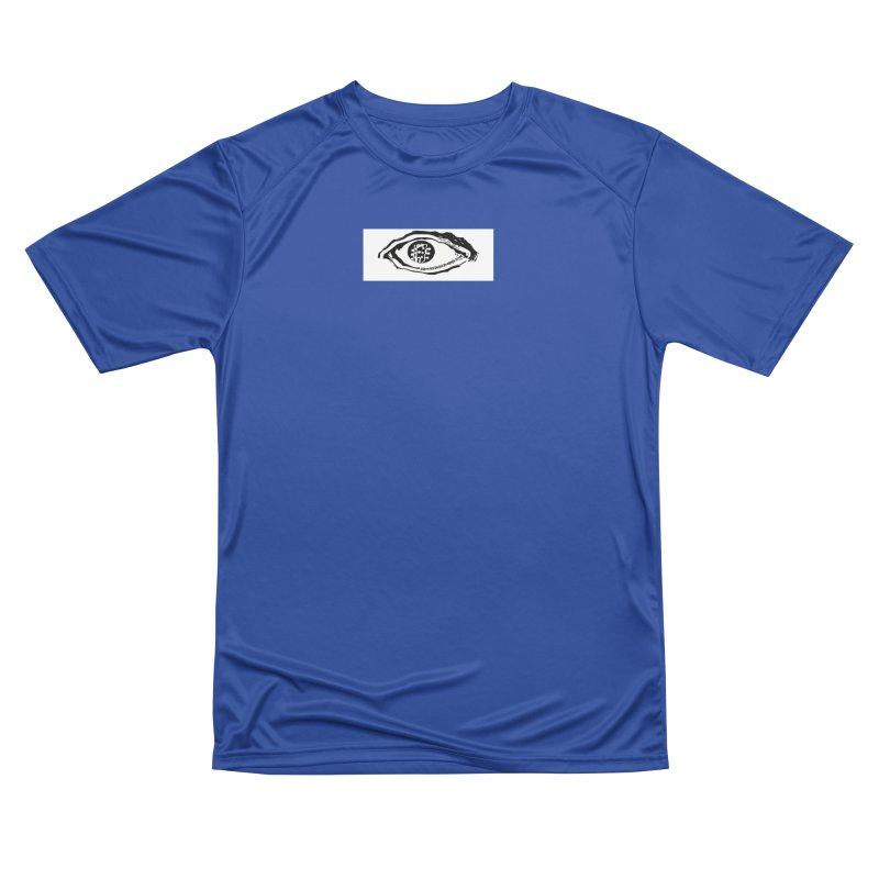 The Eye Men's Performance T-Shirt by Crooked Eye Swag Shop