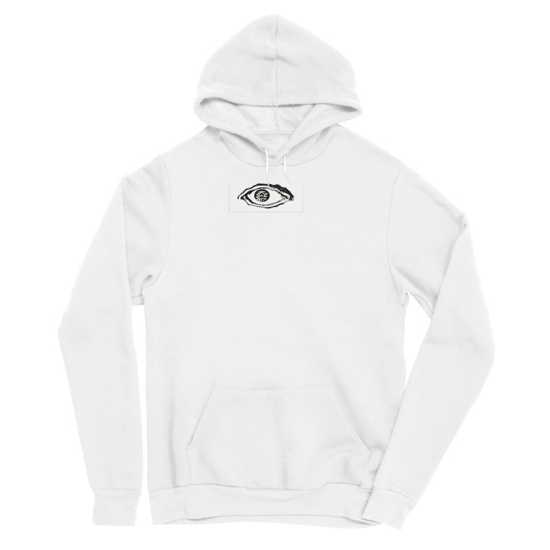 The Eye Women's Sponge Fleece Pullover Hoody by Crooked Eye Swag Shop