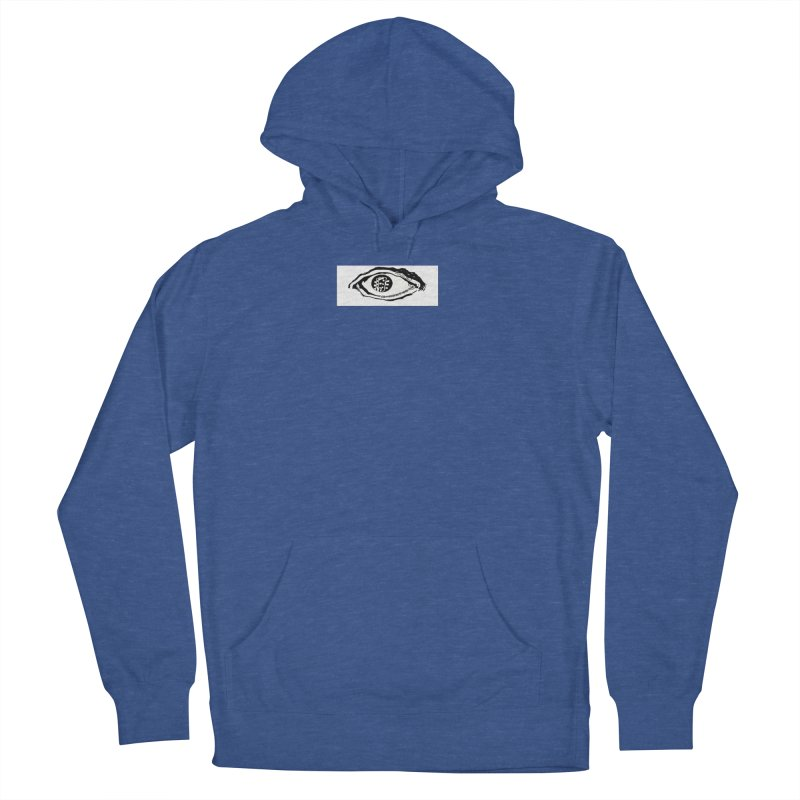 The Eye Women's French Terry Pullover Hoody by Crooked Eye Swag Shop