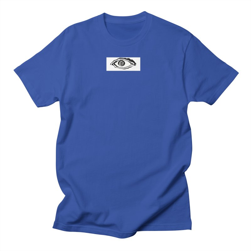 The Eye Women's Regular Unisex T-Shirt by Crooked Eye Swag Shop