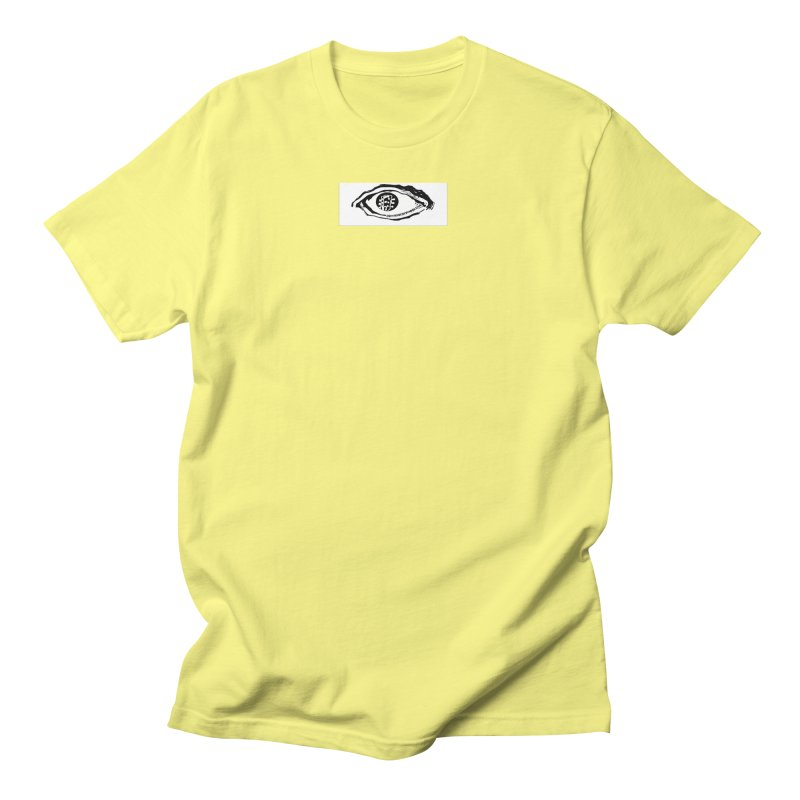 The Eye Men's T-Shirt by Crooked Eye Swag Shop