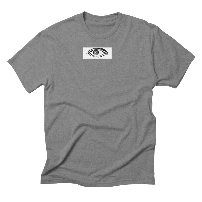 The Eye Men's Triblend T-Shirt by Crooked Eye Swag Shop