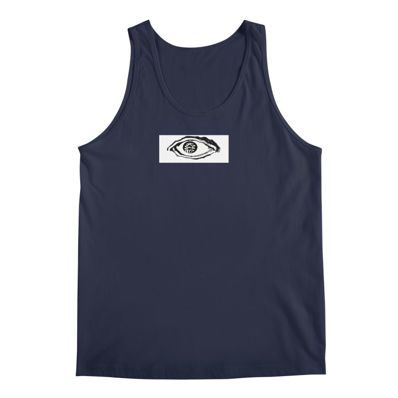 The Eye Men's Regular Tank by Crooked Eye Swag Shop